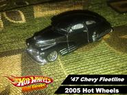47 Chevy Fleetline 2005