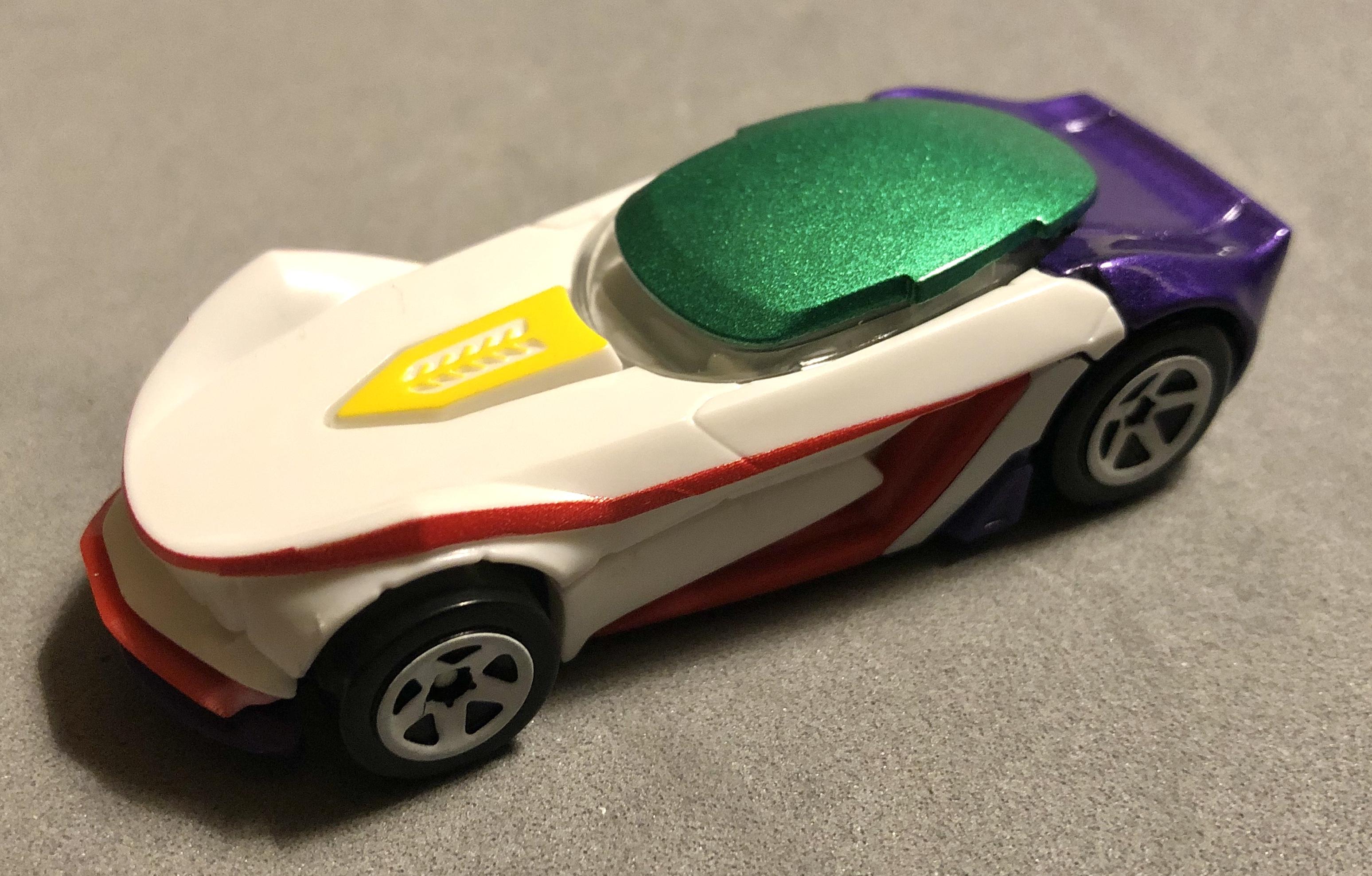 The Joker GT (Action Feature)