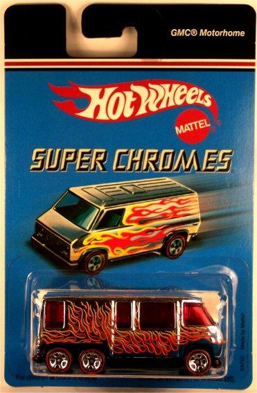 Super Chromes Series (2006/2007)