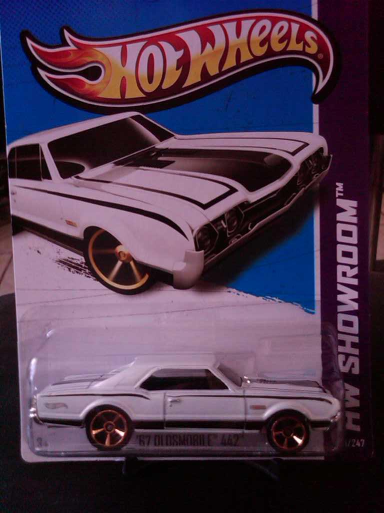 '67 Oldsmobile 442