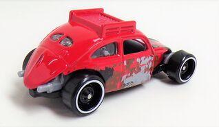 Custom VW Beetle. 2019. Red. by 1stEdMan3