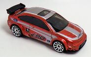 '08 Ford Focus. Orange.2
