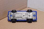 Hot Wheels 2007 J3303 Terrordactyl 5-Pack 03v05 1982 Camaro Z28 Blue plastic body metal base Black Gold Silver Terrordactyl On Side Chrome OH5 wheels China d