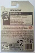 (R) Motosaurus 2020 Street Beasts 3-10 138-250