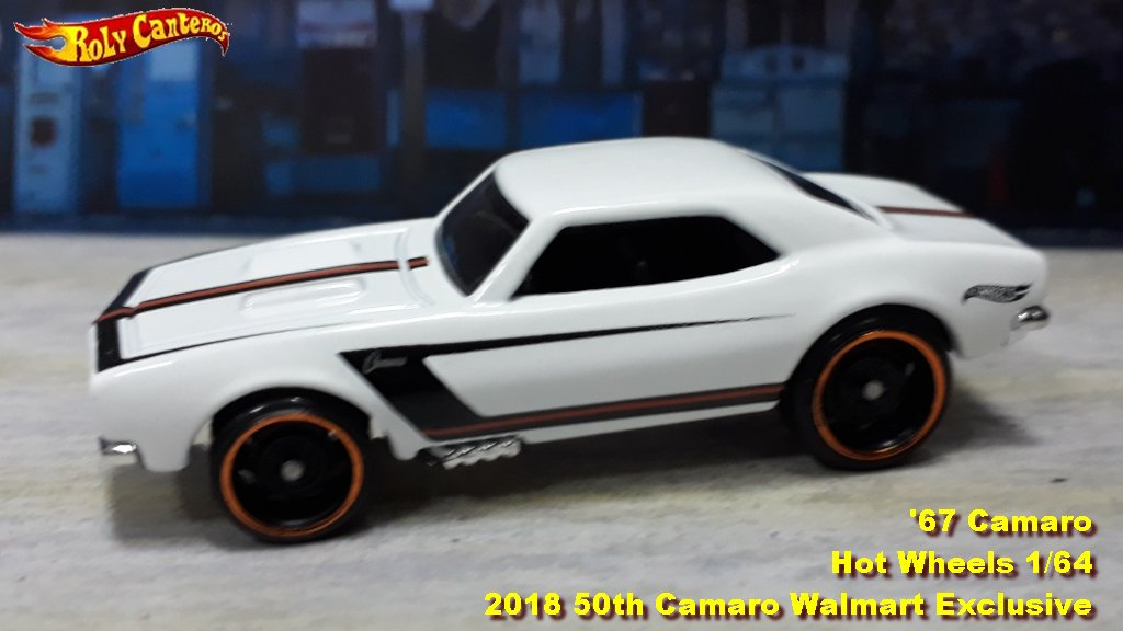 50th Anniversary Camaro Series (2018)