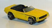 69' Camaro convertible (4332) HW L1180417