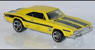 69' Dodge Charger 500 (3835) HW L1170156