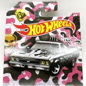 White Version 2011 Hot Wheels /'68 El Camino 167//244