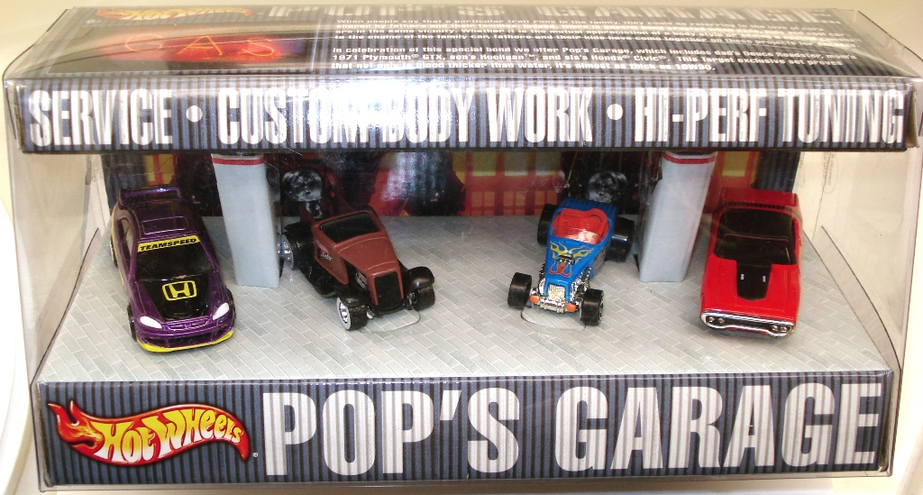 Pop's Garage Set