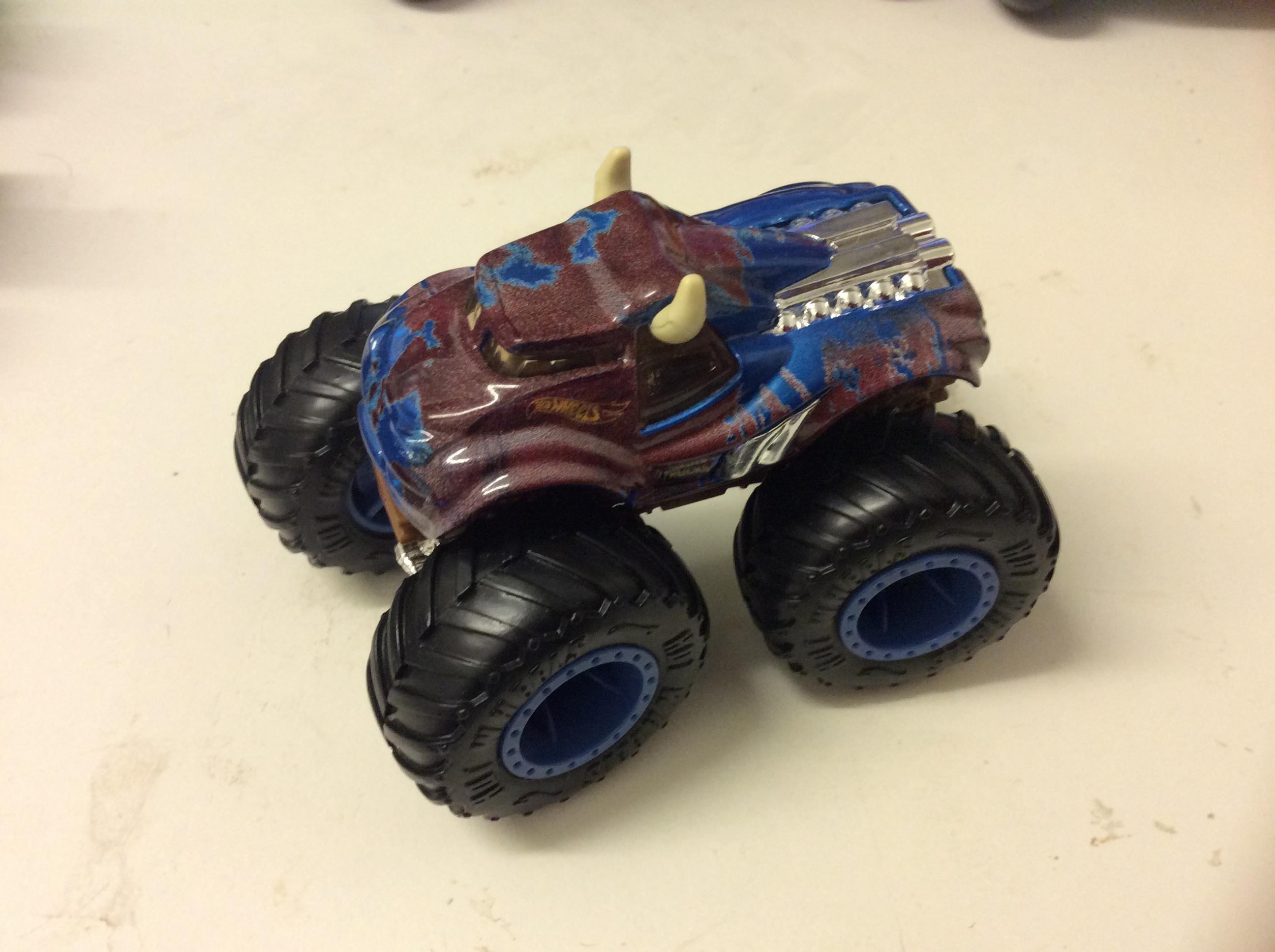 Steer Clear (Monster Truck)