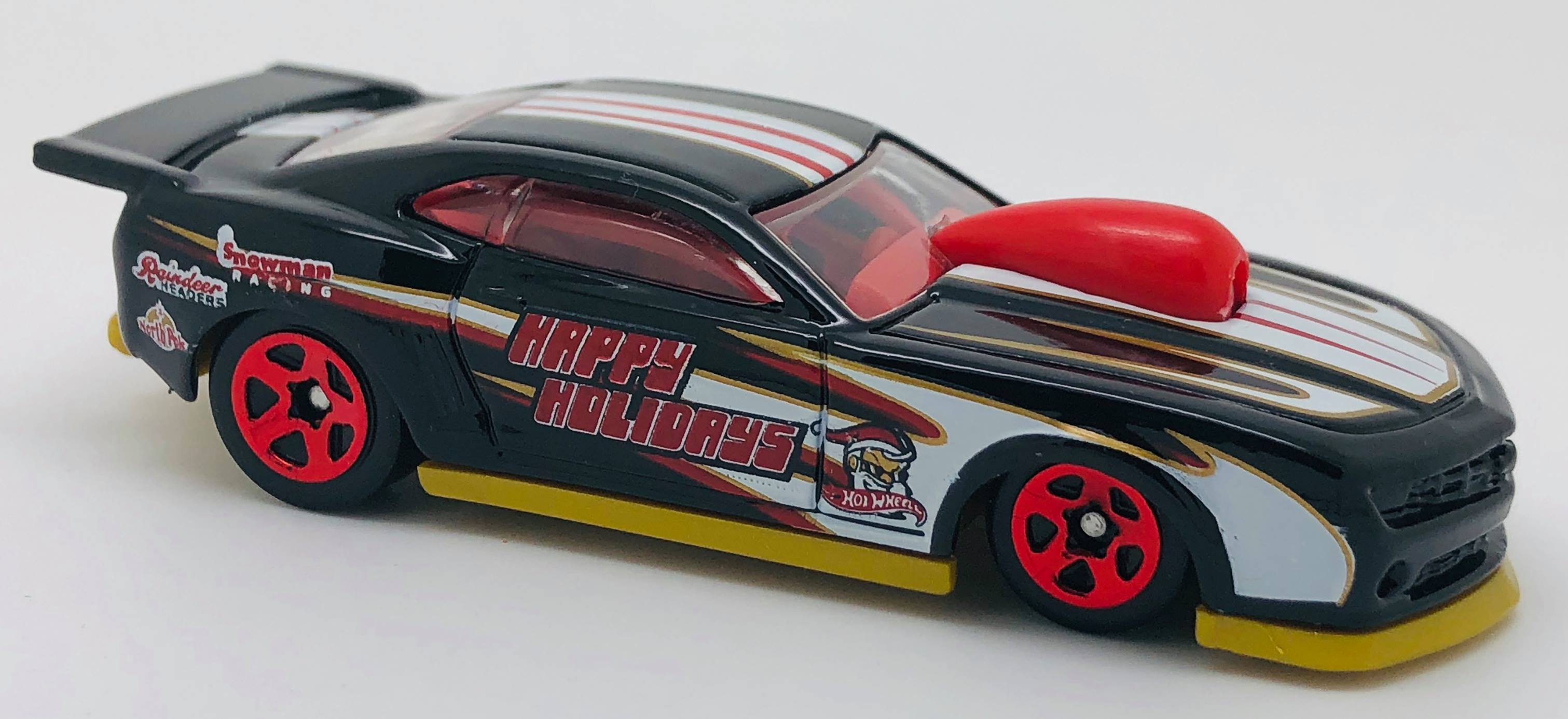 Holiday Hot Rods Series (2014)