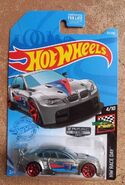 BMW M3 GT ZAMAC