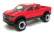 Dodge Ram Rebel Red