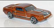 67' Shelby GT 500 (3706) HW L1160618