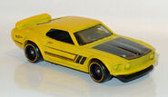 69' Ford Mustang Boss 302 (4581) HW L1190621