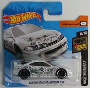 Custom '01 Acura Integra GSR (FJY99) (Pack)