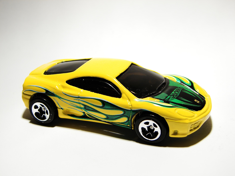 Ferrari Heat Series (2004)