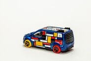Hot Wheels Ford Transit Connect FJW76 (2)