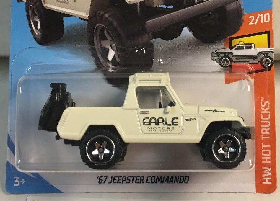'67 Jeepster Commando