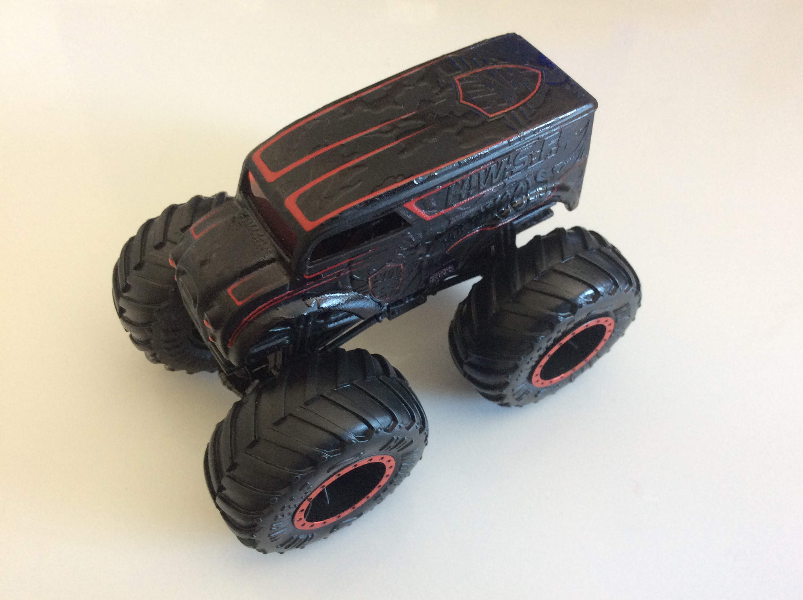 Hot Wheels Special Forces
