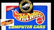 Hot Wheels Computer Cars- Presenting '96 Mustang