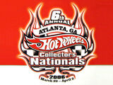 6th Annual Hot Wheels Collectors Nationals