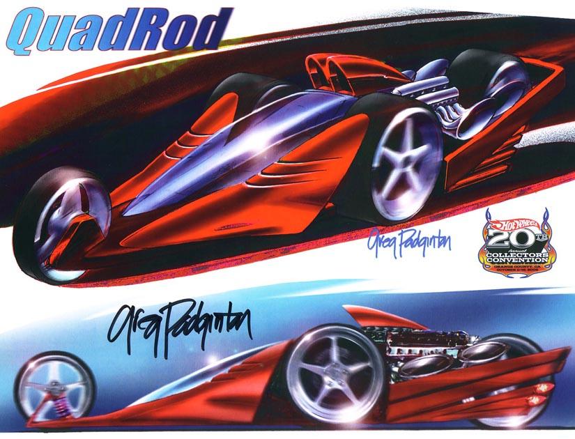 Quad Rod (2006)