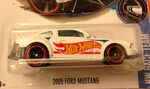 05 Ford Mustang White Kmart Exclusive