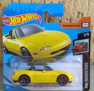 2020 HW Roadsters - 01.05 - '91 Mazda MX-5 Miata 01