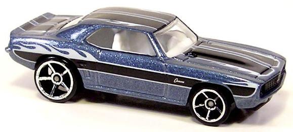 '69 Camaro (Hardtop)