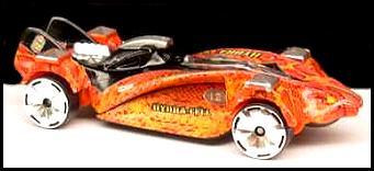 Snake Oiler Race Car