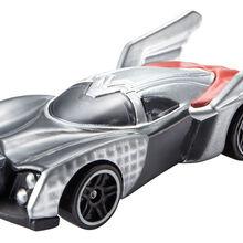 BDM78 Hot Wheels Marvel Character Cars - Hawkeye Marvel Cars Hawkeye XXX 1.jpg