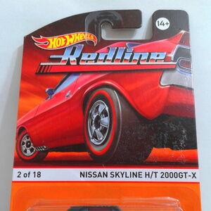 Nissan Skyline HT 2000GT-X - Redline 15 Cx.jpg
