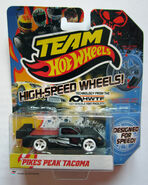 Toyota Tacoma Pike's Peak 2012 Blister 24