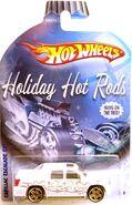 2009 holidayhotrod cardblue