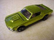 Custom Mustang Antifreeze