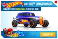 Hot Wheels Rip Rod™ Championship Promo