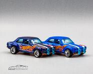 70 Ford Escort RS1600 Super vs Mainline-2