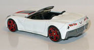 14' Corvette Stingray (4500) HW L1190185