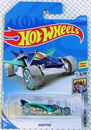 2019 Hot Wheels Airuption carded