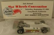 2nd Collectors Convention Turbo Streak