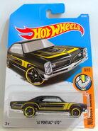 67 Pontiac GTO - Muscle Man 8 - 17 Cx