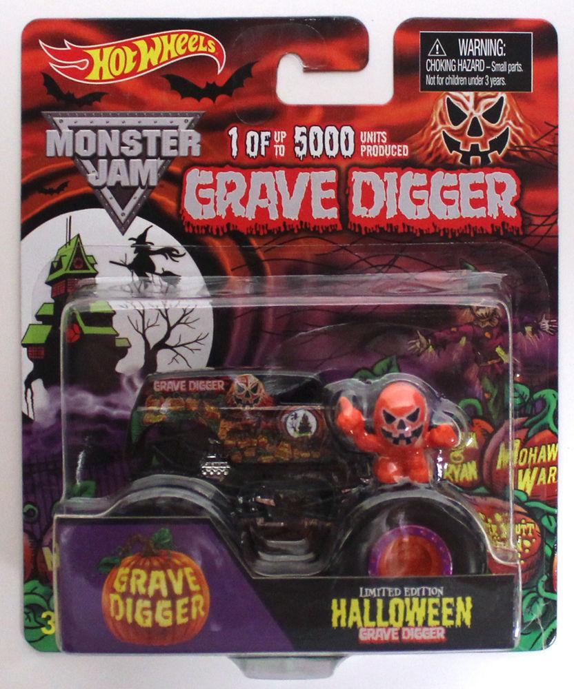 MonsterJamSuperStore Halloween Trucks