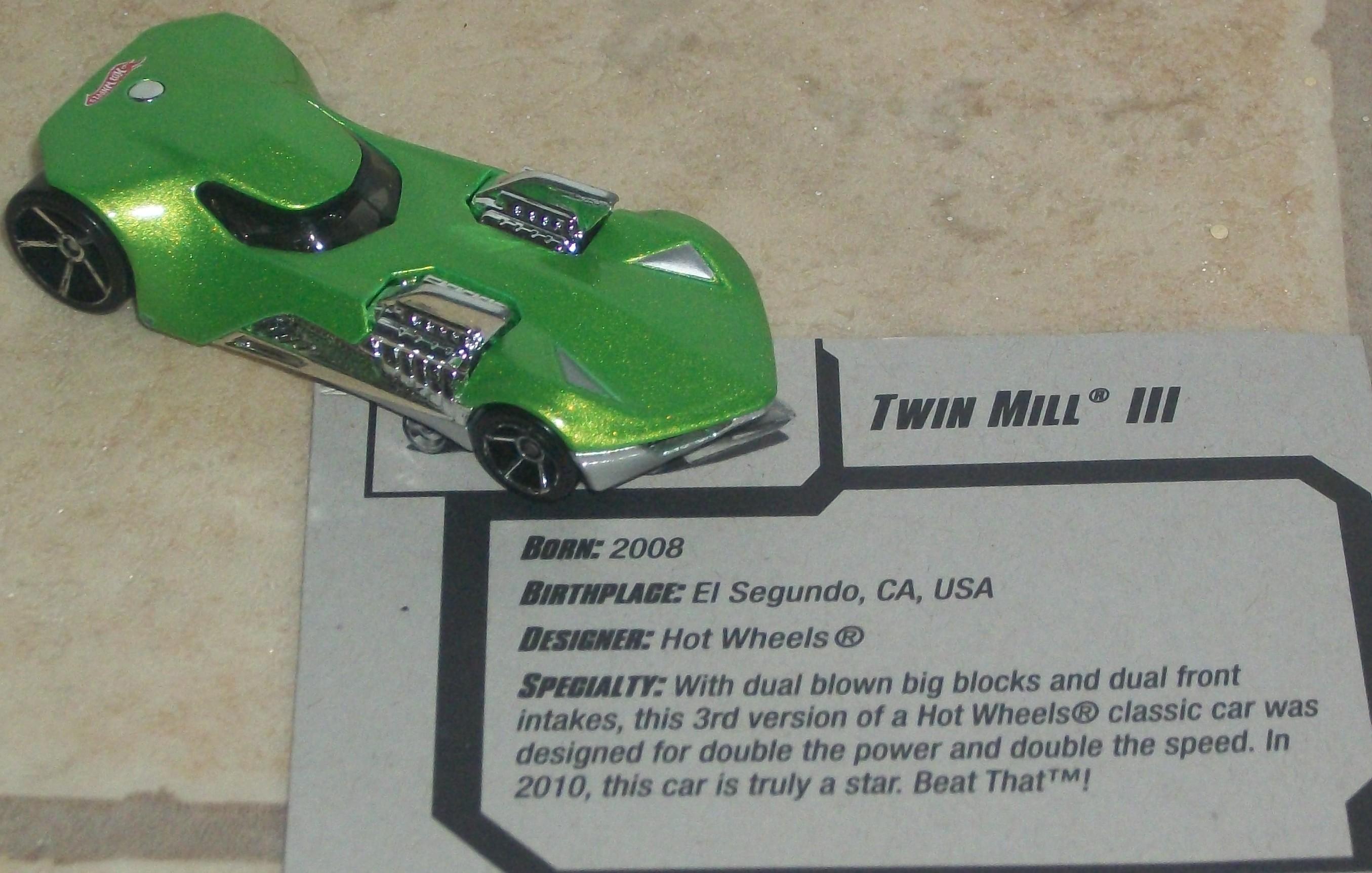 Twin Mill III