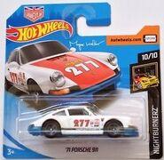'71 Porsche 911 - Red