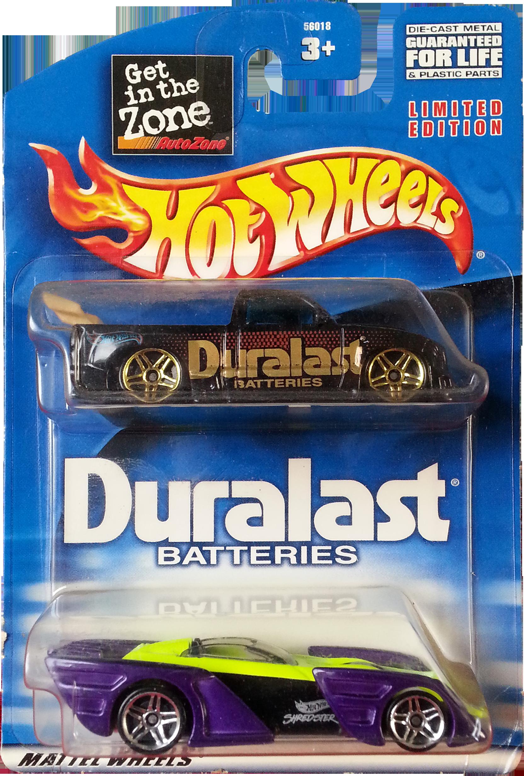 AutoZone / Duralast Batteries 2-Pack