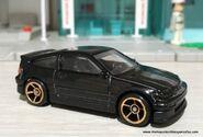 HW '88 Honda CRX - Black