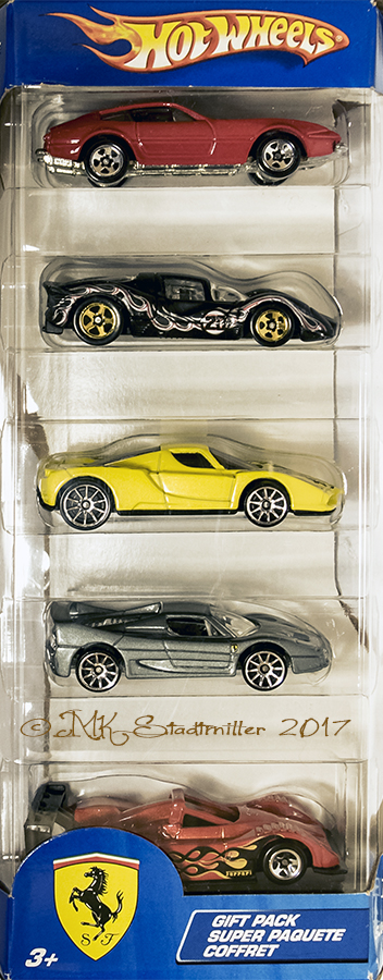 Ferrari 5-Pack (2005)