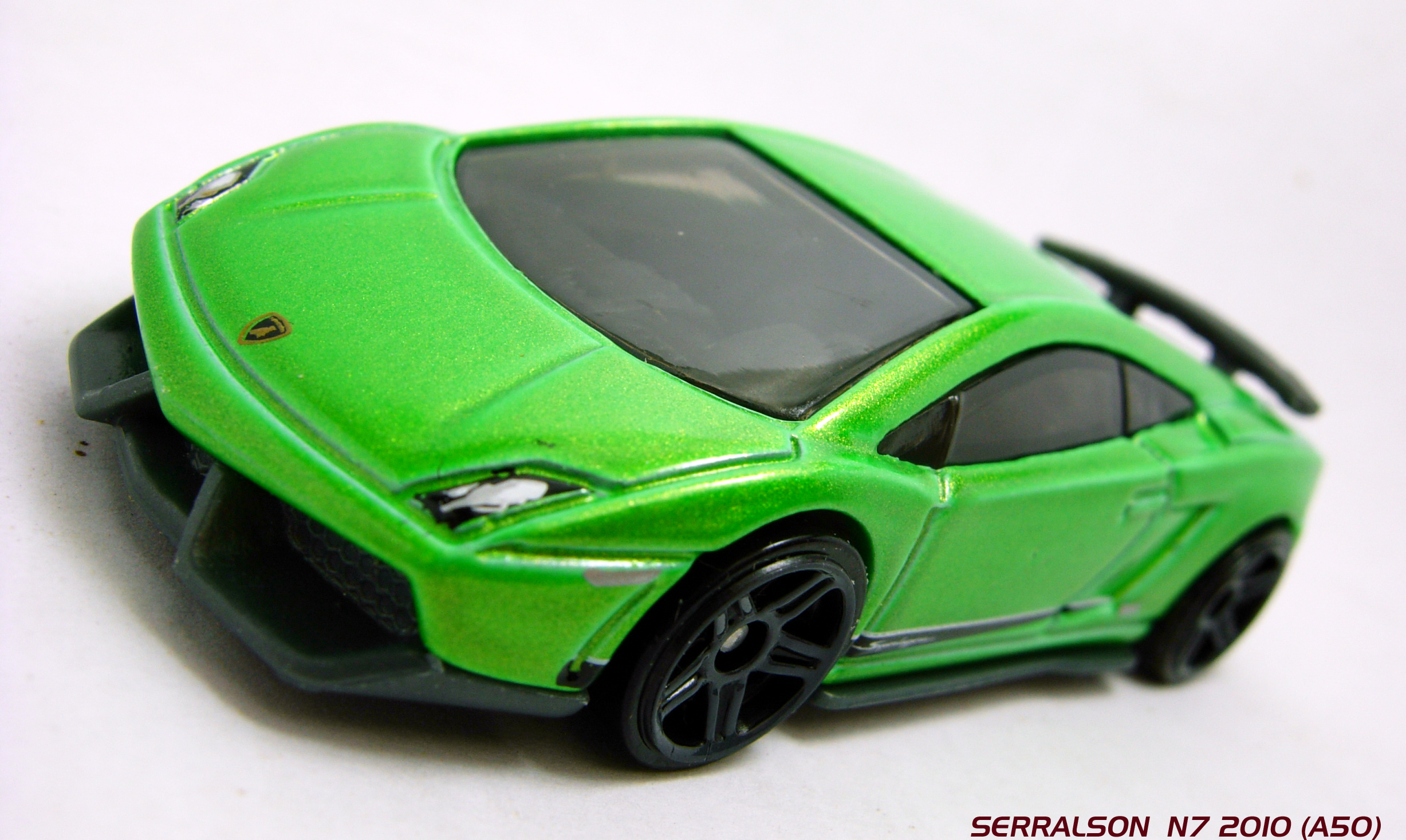 Lamborghini Gallardo Lp 570 4 Superleggera Hot Wheels Wiki Fandom
