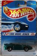 Hot Wheels Camaro Convertible New 1995 Model